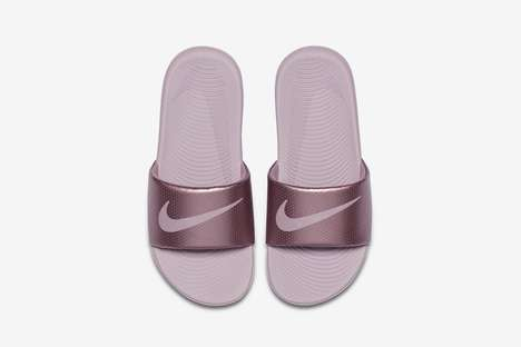 Metallic Youth Slides