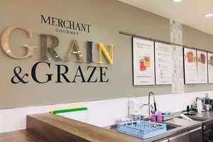 Grain-Based Grocery Pop-Ups
