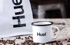 Caffeine-Infused Meal Supplements - The Coffee-Flavored Huel Meal Replacement Offers a Pick-Me-Up