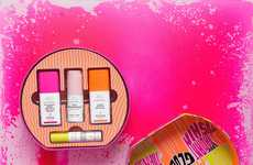 Psychedelic Skincare Kits - Drunk Elephant's Acid Trip Kit Clears and Moisturizes Skin