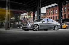 Turbocharged Luxury Sedans