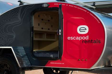Lightweight Teardrop Trailers