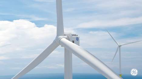 Humongous Wind Turbines