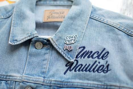 Deli-Inspired Denim Jackets