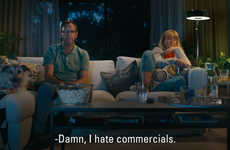 Bad TV-Inspired Furniture Commercials - IKEA & Åkestam Holst Use Unconventional Selling Tactics