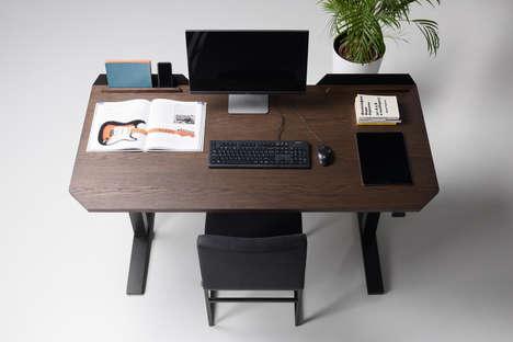 Modern Standing Desk Designs