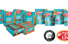 Certified Palm Oil-Free Snacks - Enjoy Life Foods is Promoting Transparency in Free-From Foods