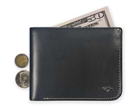 Svelte Leather Wallets