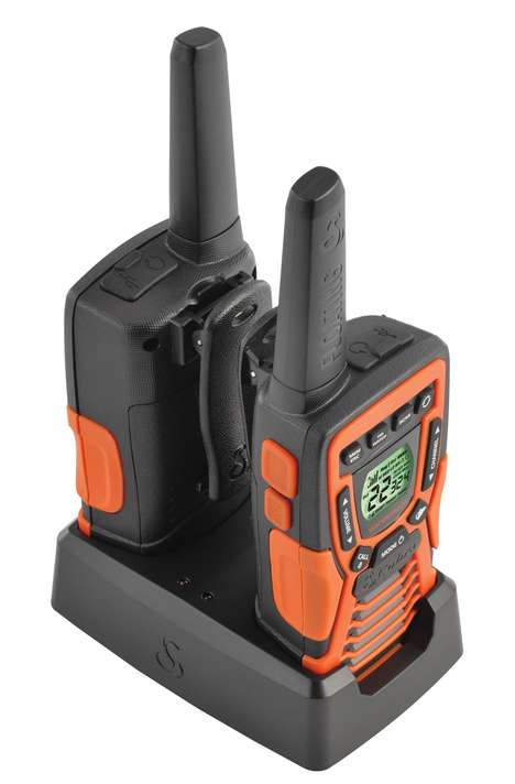 Ruggedized Outdoor Walkie-Talkies