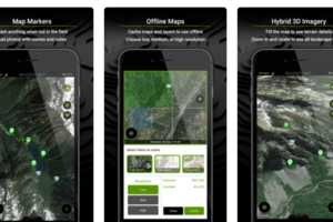 Outdoorsy Mapping Apps