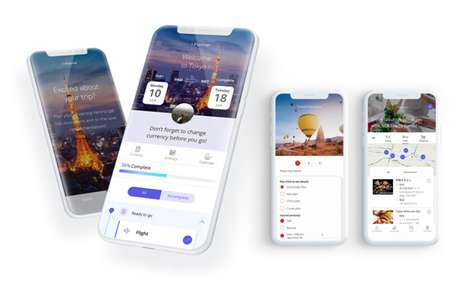Lifestyle-Focused Banking Apps - The 'Bank of East Asia' App Connects Money with Day-to-Day Needs