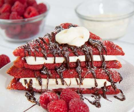Red Velvet French Toast - Martin's Famous Pastry Shoppe's Breakfast Recipe is Cake-Inspired