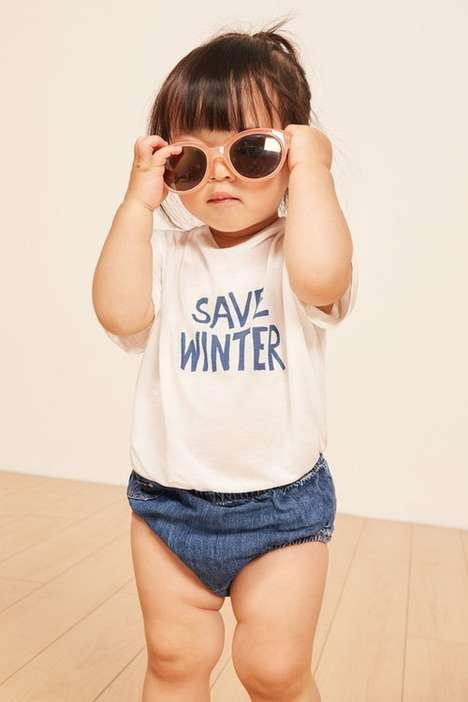 Sustainable Mini-Me Fashion