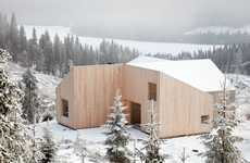 Redesigned Nordic Cabins