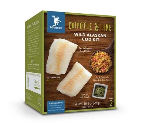Sustainable Seafood Kits
