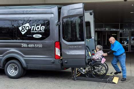On-Demand Non-Emergency Rides