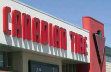 Revamped Canadian Rewards Programs - Canadian Tire's Triangle Rewards Offers Simple Collection