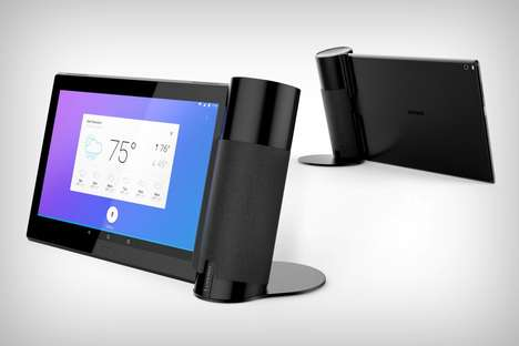 Hybrid Speaker Tablets - The Lenovo 'Tab4' Creates an Intuitive Experience for Users