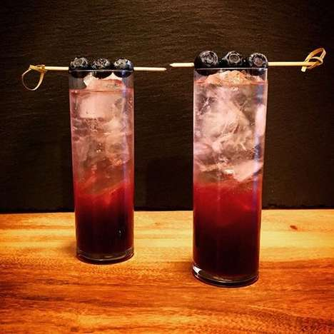 Literature-Inspired Cocktail Bars