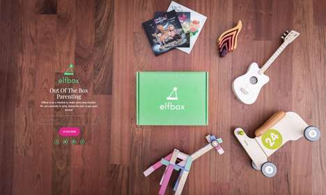 Developmental Toy Subscription Services