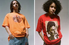 Female Artist-Honoring Tees