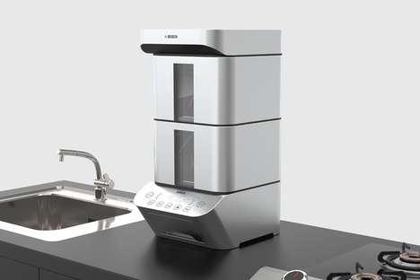 Compact Countertop Dishwashers