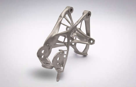 3D-Printed EV Parts