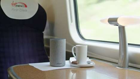 Voice-Ordered Train Tickets