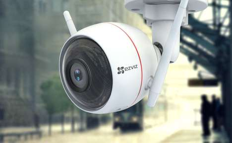 Sound-Activated Security Cameras