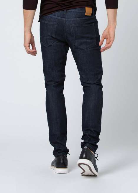 Durable Lightweight Performance Denim