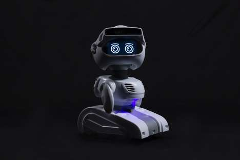 Affordable Home Robots - The 'Misty II' Robot is Suitable for Beginners or Advanced Users