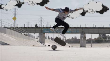 Unity-Inspired Skateboarding Campaigns