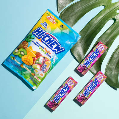 Fruit Juice-Infused Candies