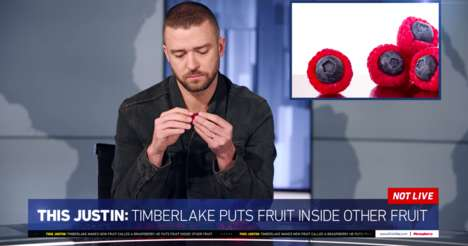 "Hybrid Beverage Commercials - Bai's Beverage Commercial Stars Justin Timberlake and the ""Braspberry"""