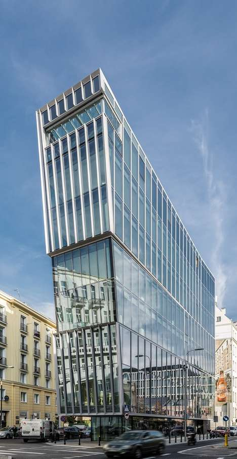 Wedged Building Designs
