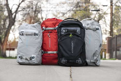 Gadget-Protecting Backpacks - The New Line of LifeProof Backpacks Ensure Device Safety