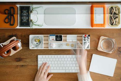 Design-Friendly Desk Organizers