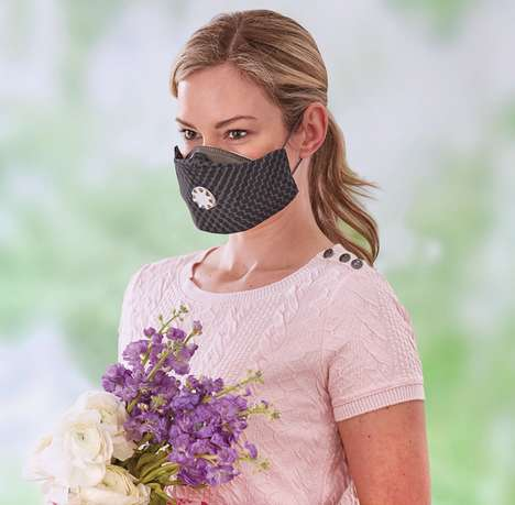 Urban Pollution-Eliminating Masks