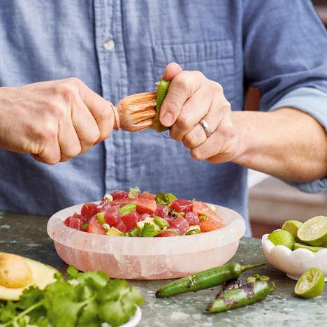 Flavor-Enhancing Salt Dishes