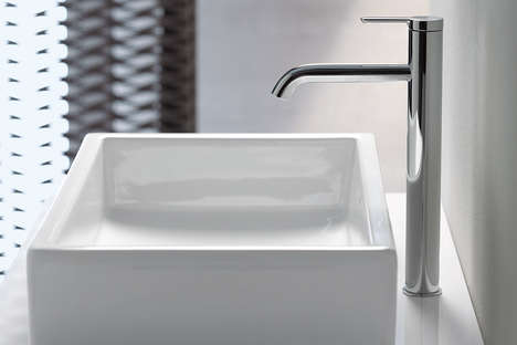 Minimalist Nordic Faucets