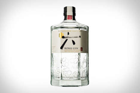 Japanese-Inspired Botanical Gins