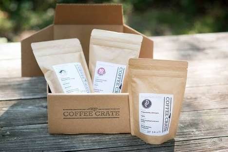 Carolina Coffee Crates