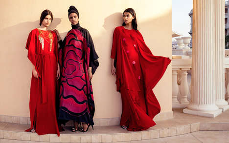 Luxe Holy Month-Inspired Fashion - The Modist Enlists Designers for a Lush Ramadan Collection