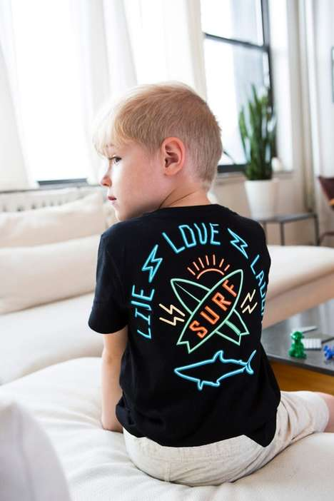 Eco Artisan Kidswear - Art and Eden's Boldly Printed Line Boasts Sustainable Materials