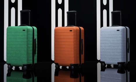 Demure Science Fiction Suitcases