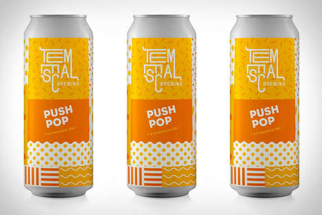 Popsicle-Inspired Beers
