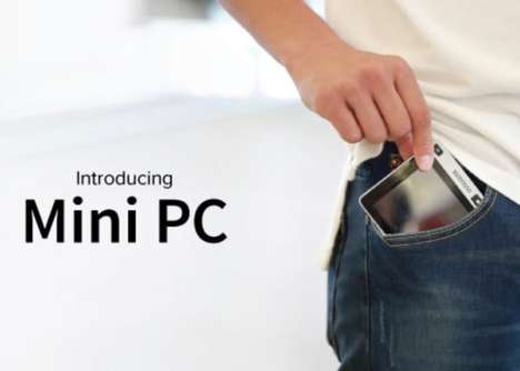 Speedy Pocket-Sized PCs - The 'Mi Mini PC' Has a Low Price Point and Ultra-Portable Design