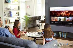 Smart Assistant-Powered TVs