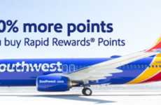 Efficient Frequent Flyer Rewards - Southwest's Rapid Reward Programs Builds Loyalty with Points