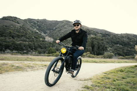 WWII-Inspired Electric Bikes